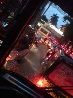 Ditengah kemacetan Jakarta