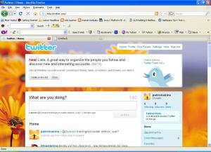 My Twitter Dashboard