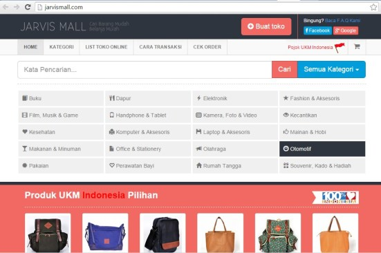 Jarvismall - online marketplace for jarvis-store
