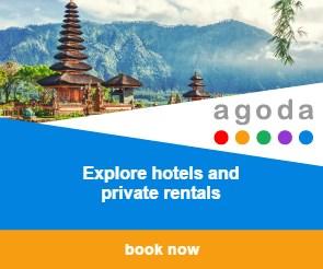 Dapatkan Harga Spesial dari Agoda